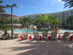 A rede hoteleira da região compete com Las Vegas em números. Só para se ter uma noção, mais de 50 milhões de turistas por ano visitam Kissimmee e/ou as cidades vizinhas (Foto: Eduardo Oliveira)