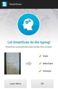 O aplicativo Expensify faz a captura de recibos e cria relatórios de despesas (Foto: Divulgação)